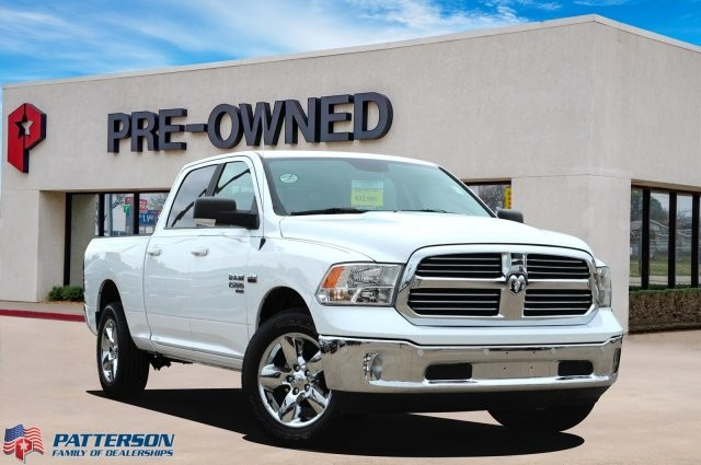 Pre-Owned 2019 Ram 1500 Classic Big Horn 4x4 Crew Cab