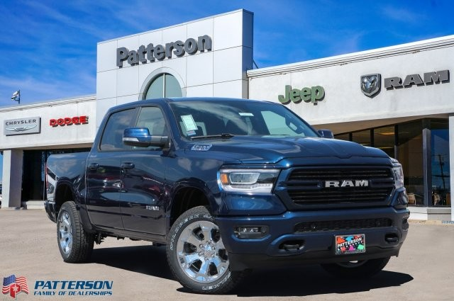 New 2020 RAM All-New 1500 Lone Star