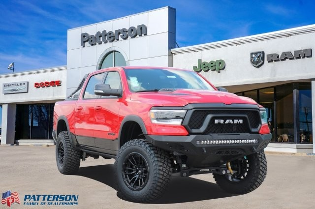 All New Dodge Ram Truck 2019 >> New 2019 Ram 1500 Rebel Crew Cab 4x4 5 7 Box