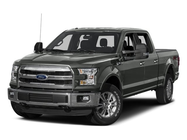 Pre-Owned 2015 Ford F-150 SuperCrew Lariat