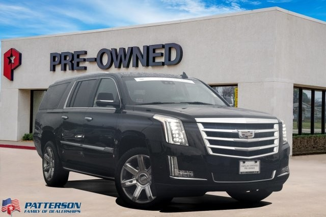 Pre-Owned 2019 Cadillac Escalade ESV Luxury **Certified Pre-Owned