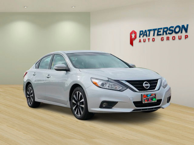 ... FRONT WHEEL DRIVE SEDAN. Pre Owned 2018 Nissan Altima 2.5 SL