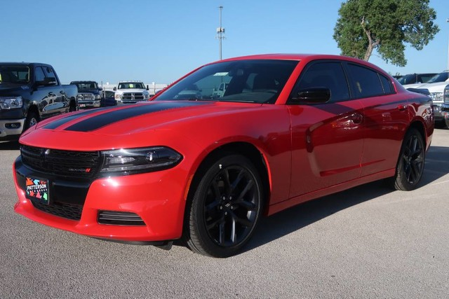 New 2019 Dodge Charger Sxt Sedan In Wichita Falls D69013