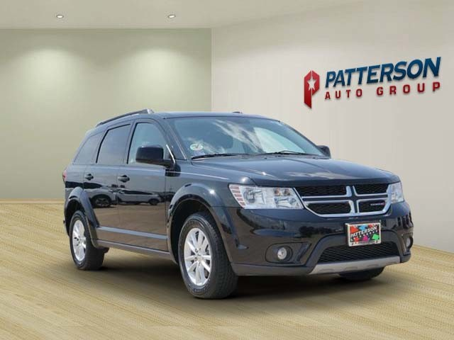 Pre Owned 2017 Dodge Journey SXT***ONE OWNER***CLEAN