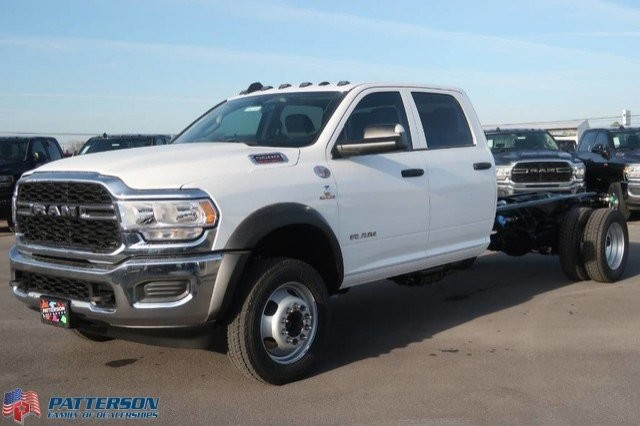 Dodge Ram 5500 >> New 2019 Ram 5500 Tradesman Chassis Crew Cab 4x4 197 4 Wb