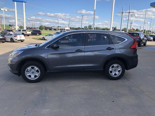 Pre Owned 2015 Honda CR V LX***ONE OWNER**