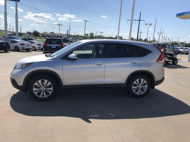 Exceptional Pre Owned 2013 Honda CR V EX***CLEAN CARFAX**