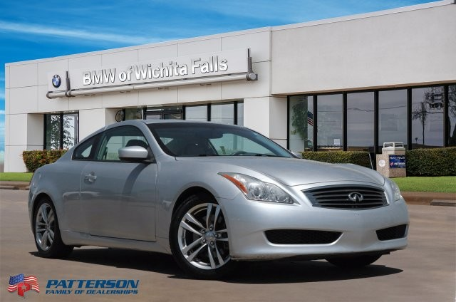 Pre-Owned 2008 INFINITI G37 Coupe 2DR JOURNEY
