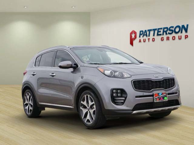 Pre Owned 2017 Kia Sportage Sx Turbo