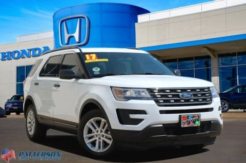Pre-Owned 2017 Ford Explorer Base
