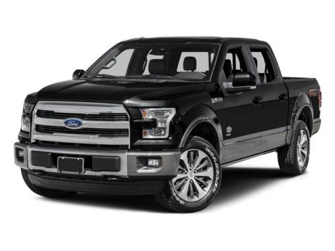 Pre-Owned 2015 Ford F-150 SuperCrew King Ranch