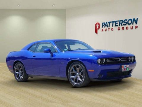 Pre-Owned 2018 Dodge Challenger R/T Plus