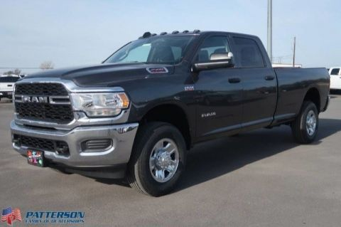 Ram 2500 For Sale >> New Ram 2500 In Wichita Falls Patterson Dodge Chrysler Jeep Ram Fiat