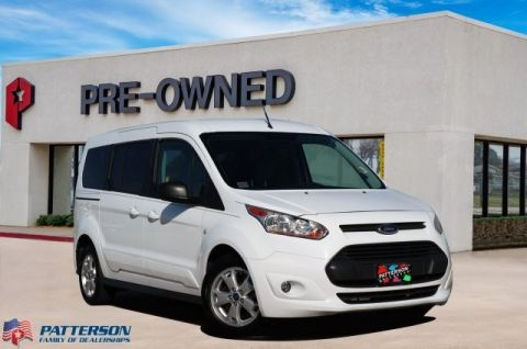 Pre-Owned 2014 Ford Transit Connect Wagon XLT
